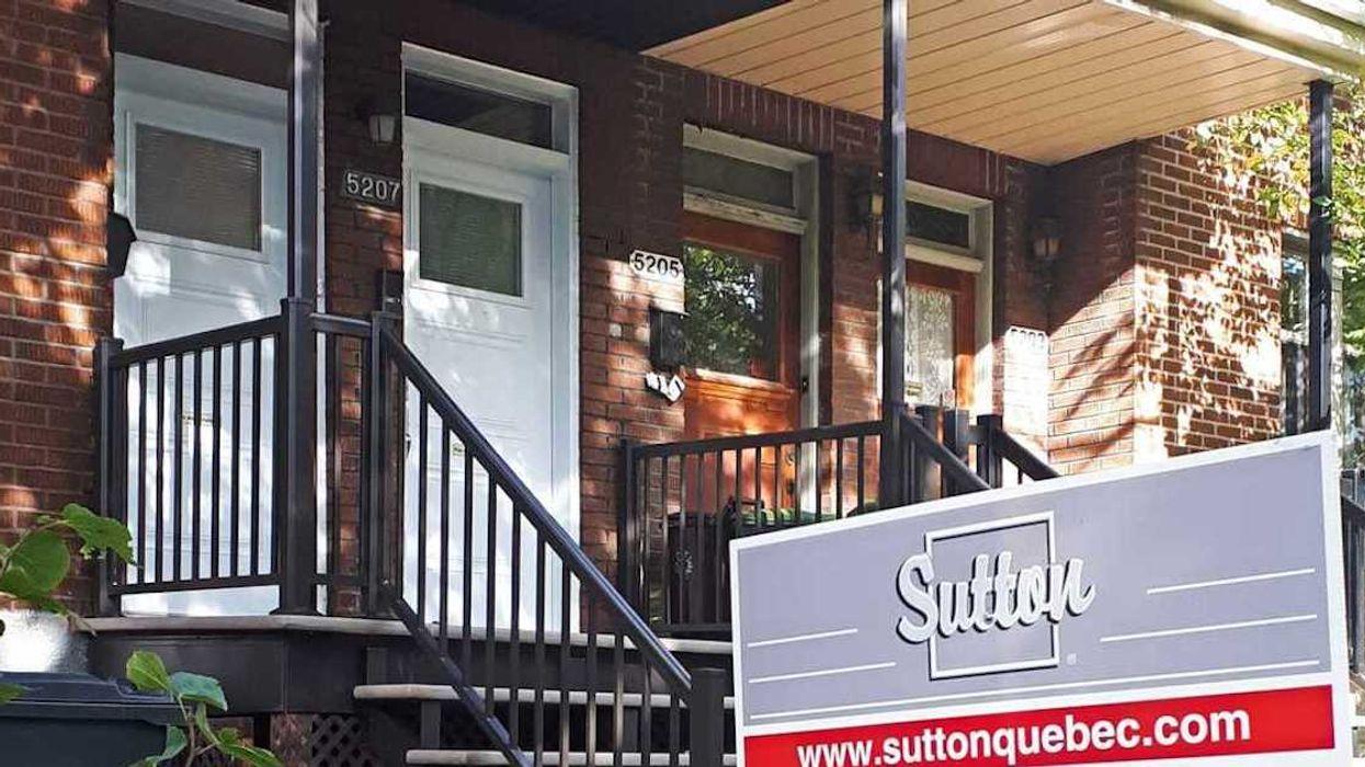 L'achat d'une maison à Montréal coûte maintenant 35 000$ de plus que l'an dernier