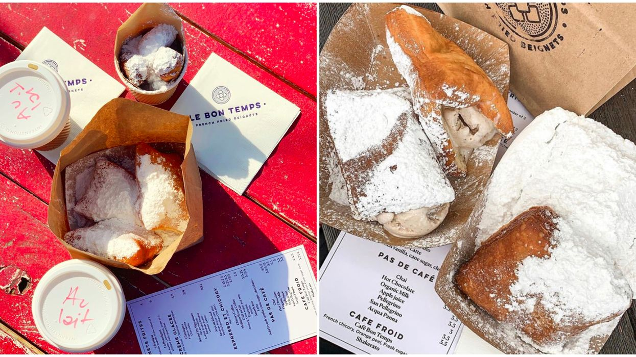 French Quarter-Style Beignets Have Landed In Dallas
