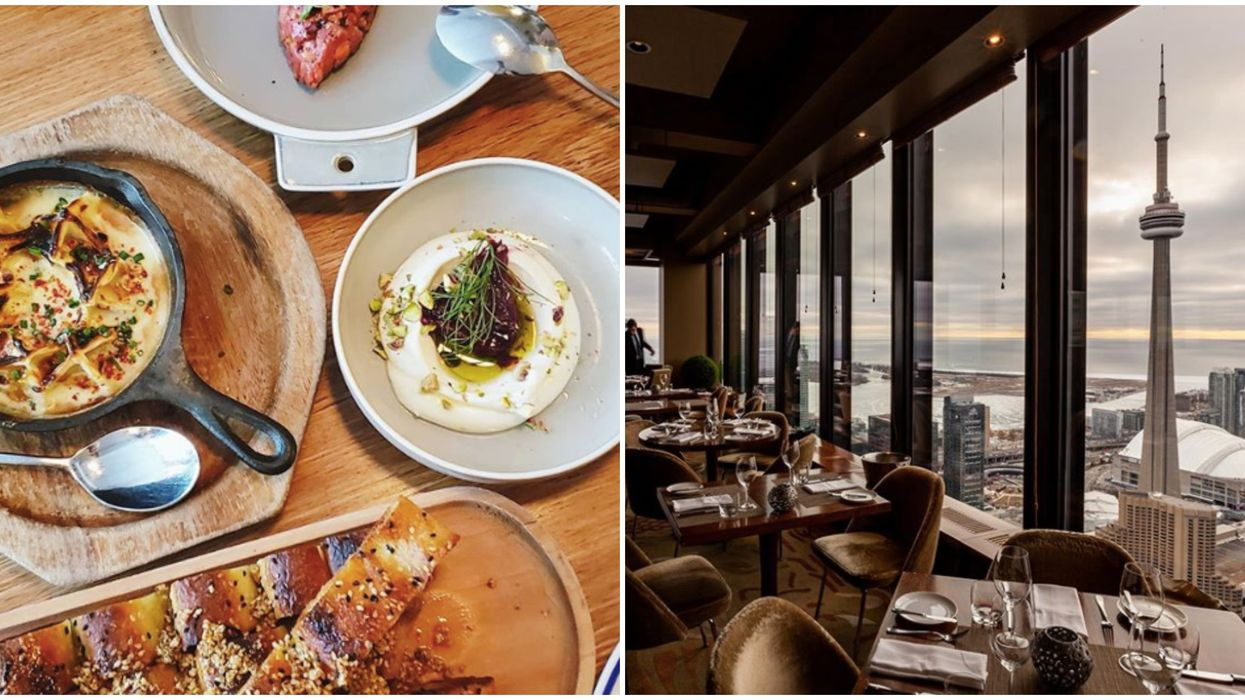 Best Date Night Restaurants In Toronto Were Just Revealed & They're So Romantic