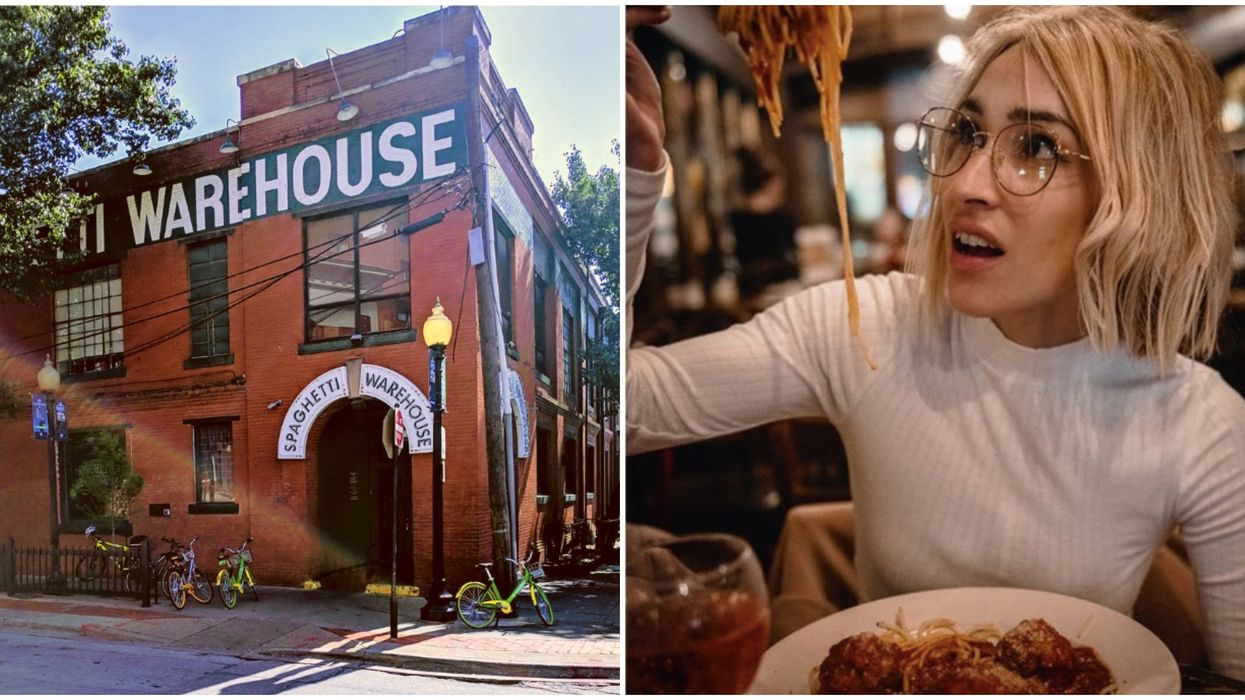 Dallas' Spaghetti Warehouse Is Closing Its Doors After 47 Years And Twitter Is Divided