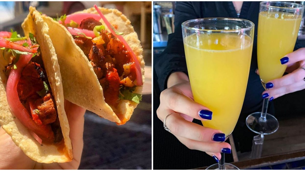 This Halloween Party Near Orlando Will Have Unlimited Tacos, Sangria & Beer For Only $20