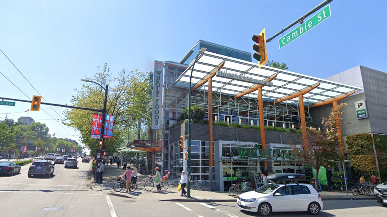 Whole Foods Is Opening A Wine Shop For The First Time Ever In Vancouver