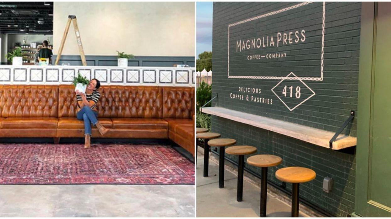Magnolia Press Will Open Soon In Waco