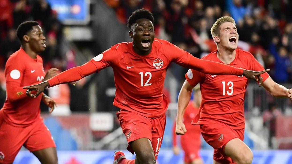 Canadian Men's Soccer Team Just Beat The U.S. & We Can't Stop Winning