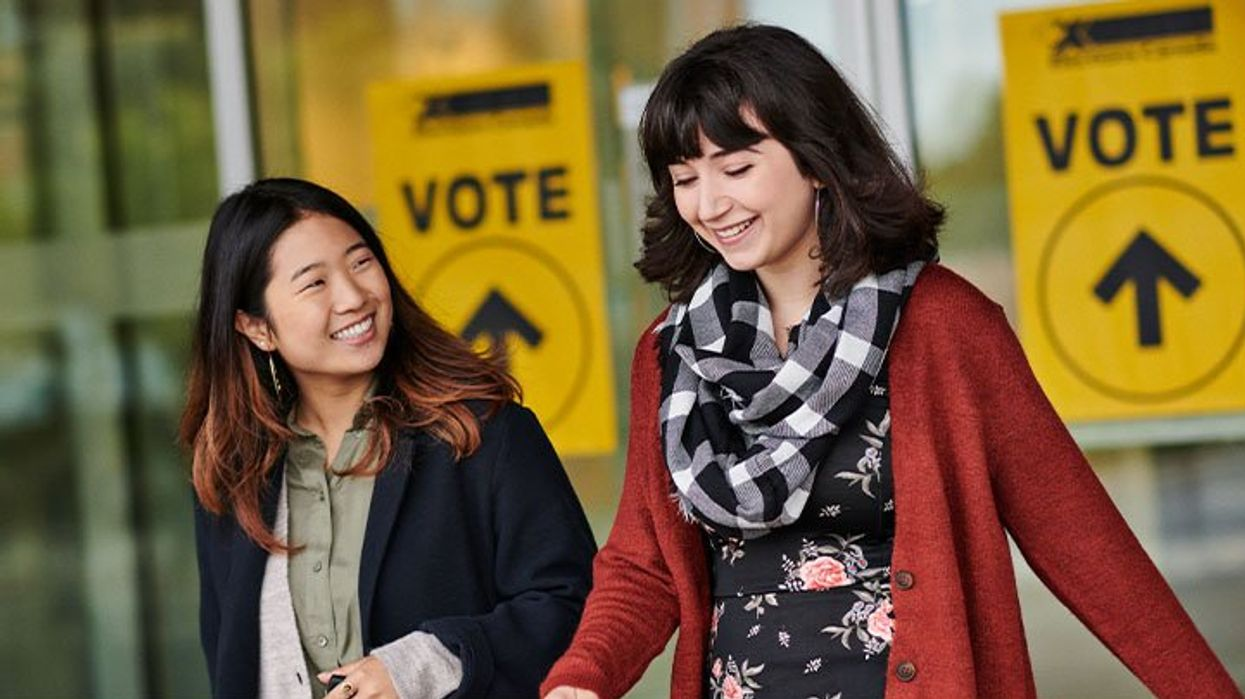 A Record-Breaking Number Of Canadians Have Already Voted In This Election