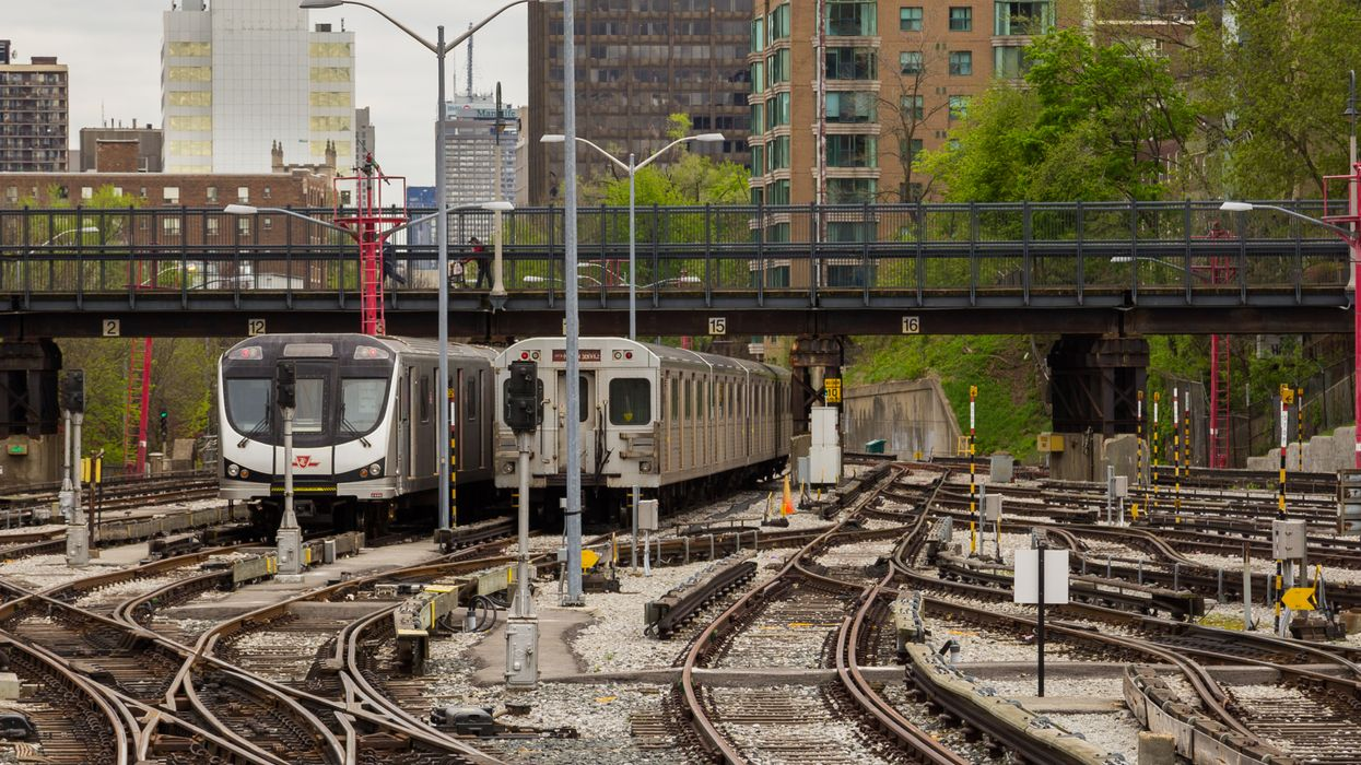 Toronto's New Subway Plan Just Took A Big Step Forward & Could Be Built By 2027