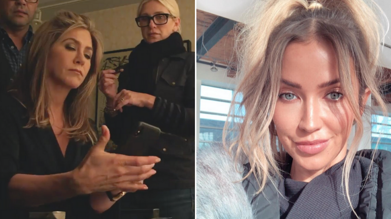 """Kaitlyn Bristowe Asked Jennifer Aniston A Major """"Friends"""" Question & She Actually Replied"""