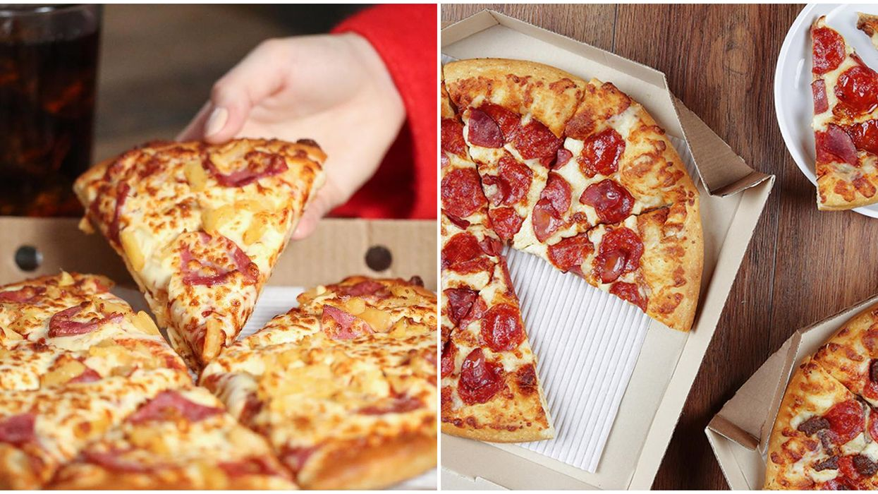Pizza Hut Canada's Deal Offers Buy One Get One Free Pizza This Week