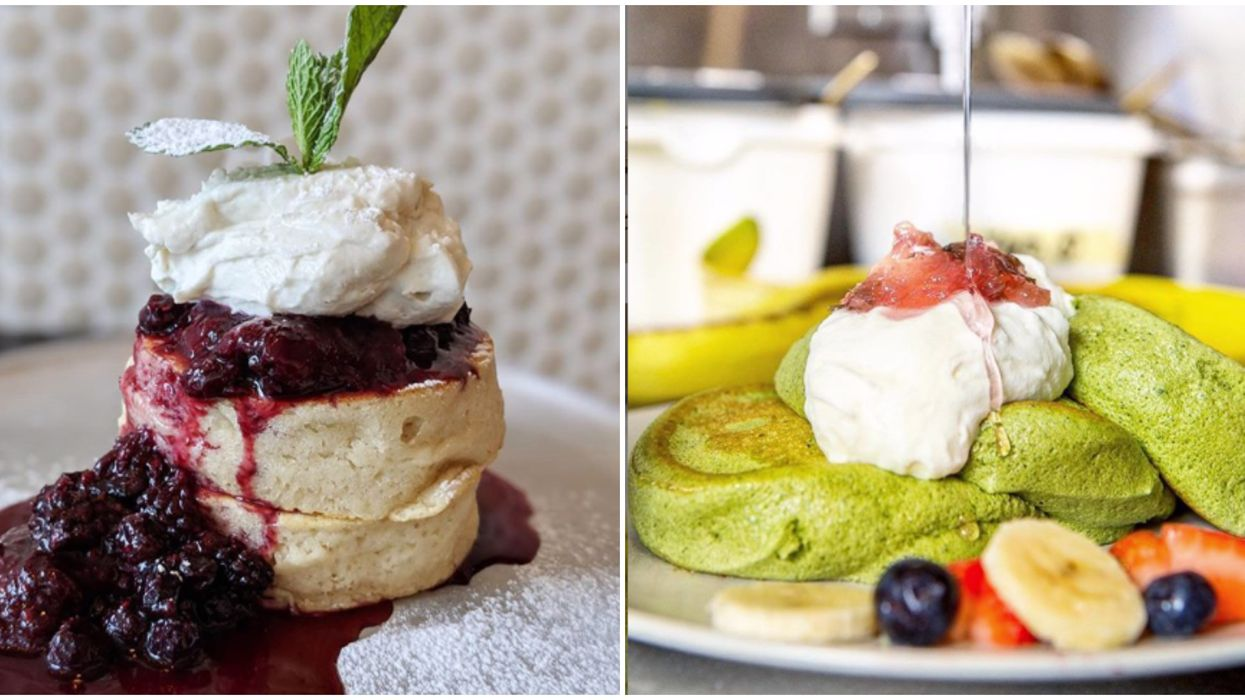 Toronto's Best Pancakes For The Coziest Brunch Of Your Life