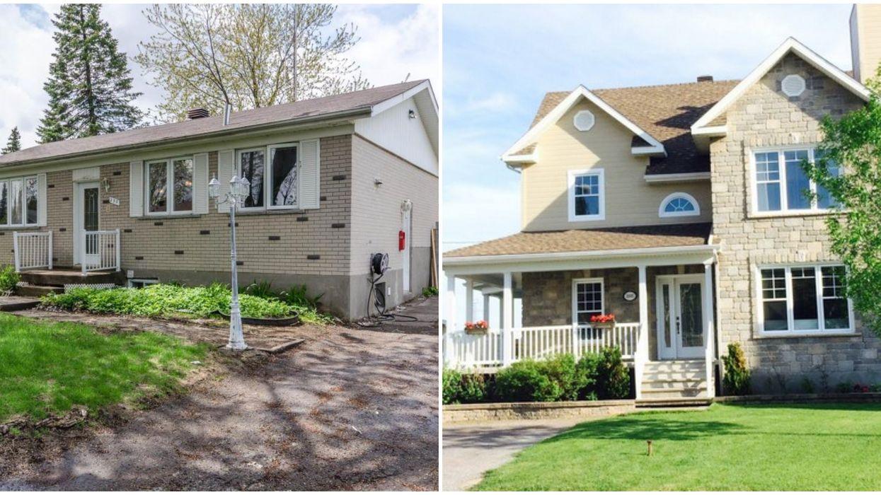 Voici à quoi ressemble une maison à 300 000 $ dans ces différentes villes du Québec