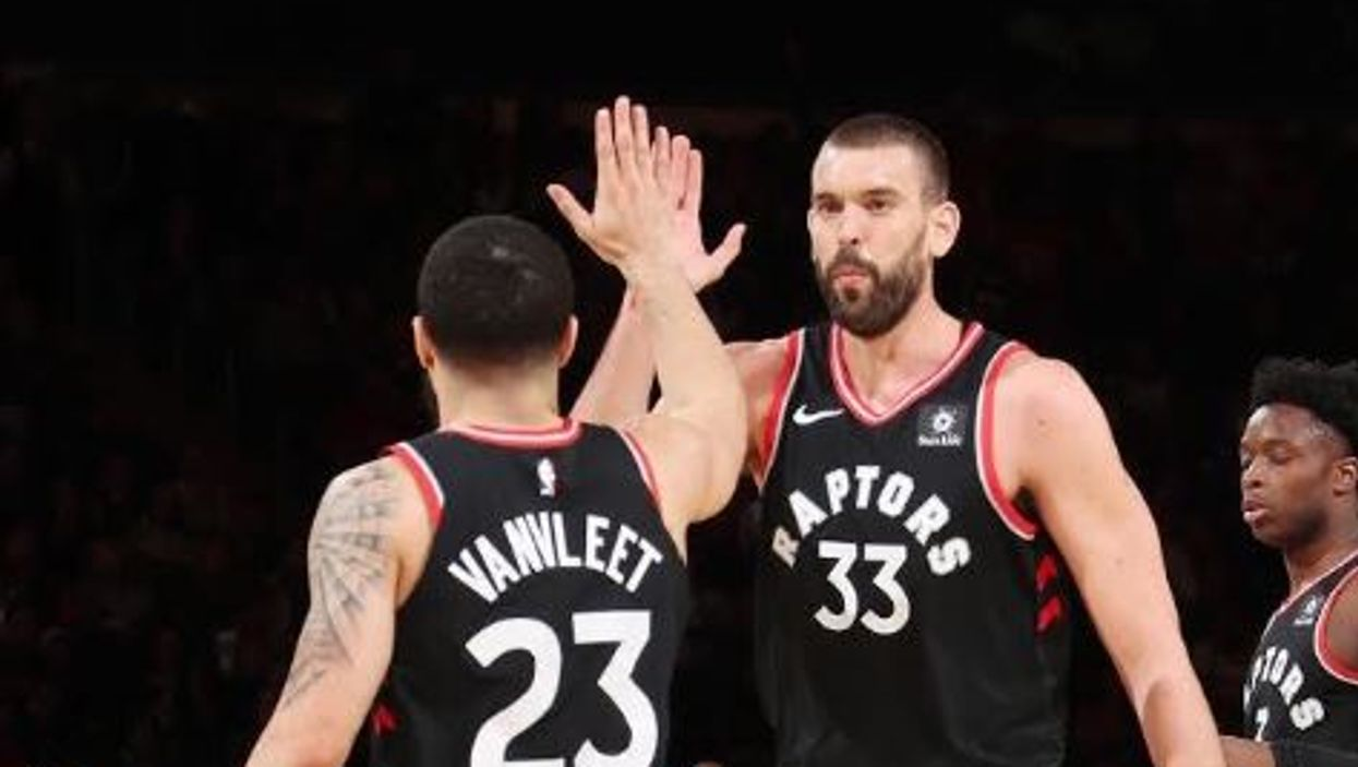 Marc Gasol Will Be Attending A Pre-Game Toronto FC Playoff Rally This Weekend