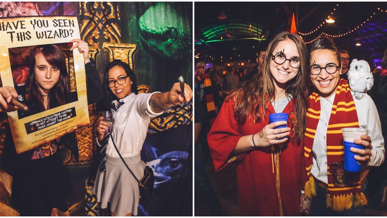 Houston Is Getting A Wild And Wizardly Harry Potter Festival This Winter
