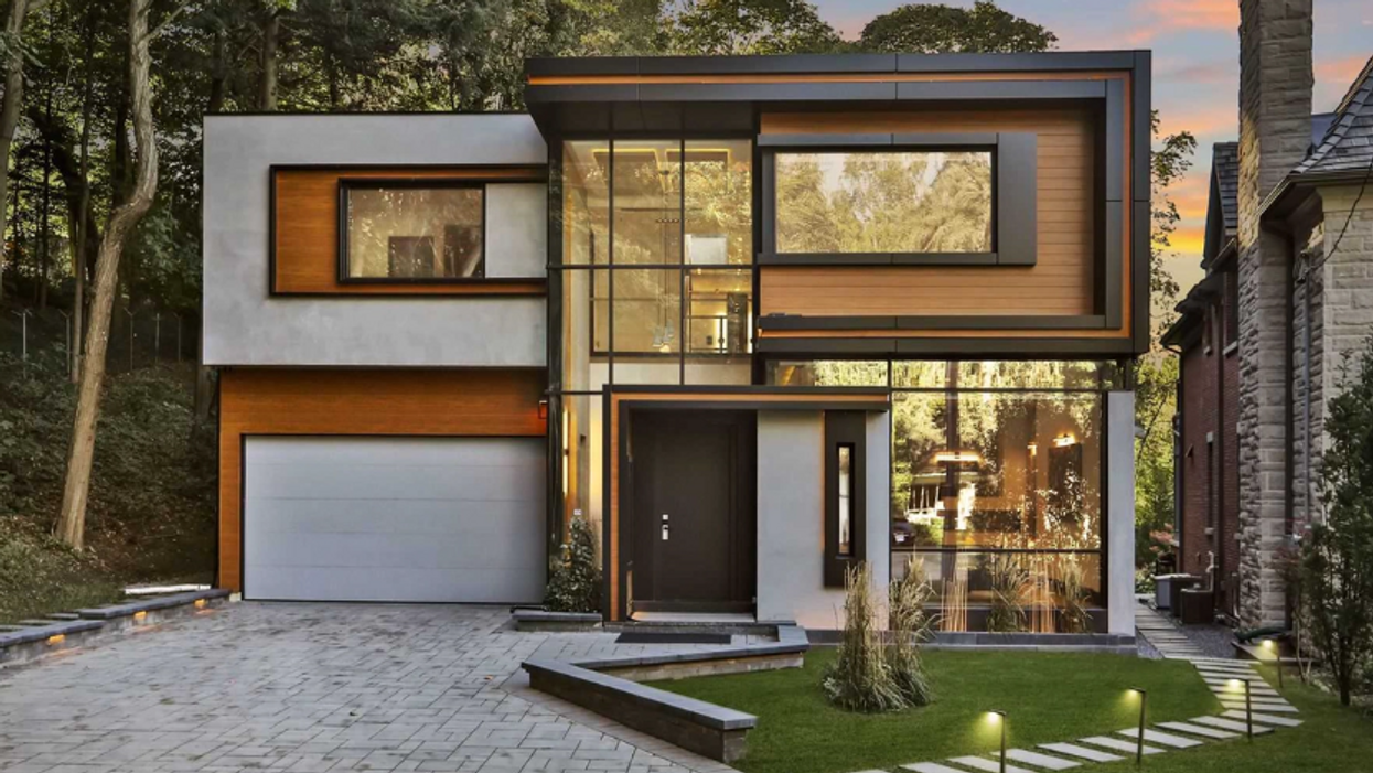 This Modern Toronto Home Is For Sale And It Was Featured In A New Netflix Show