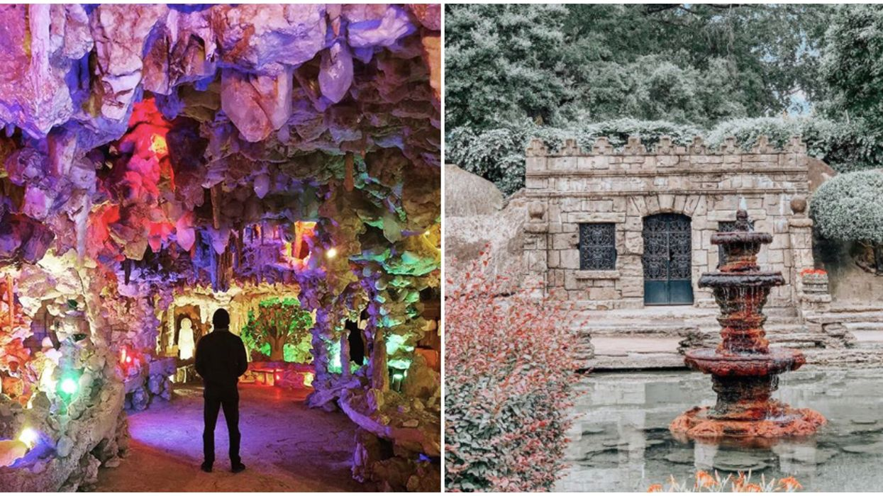 Free Things To Do In Memphis Include Visiting This Massive Crystal Cave Cemetery