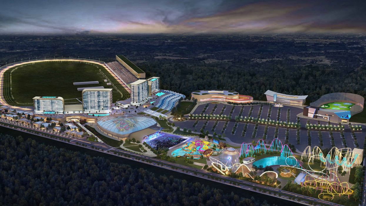 Here's A First Look At Atlanta's First Ever $1 Billion Casino & Resort