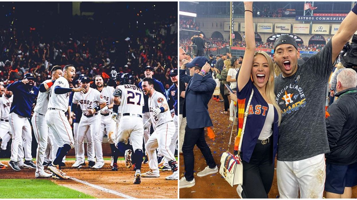 You Can Watch The Astros Play In The World Series At Minute Maid Park For Free