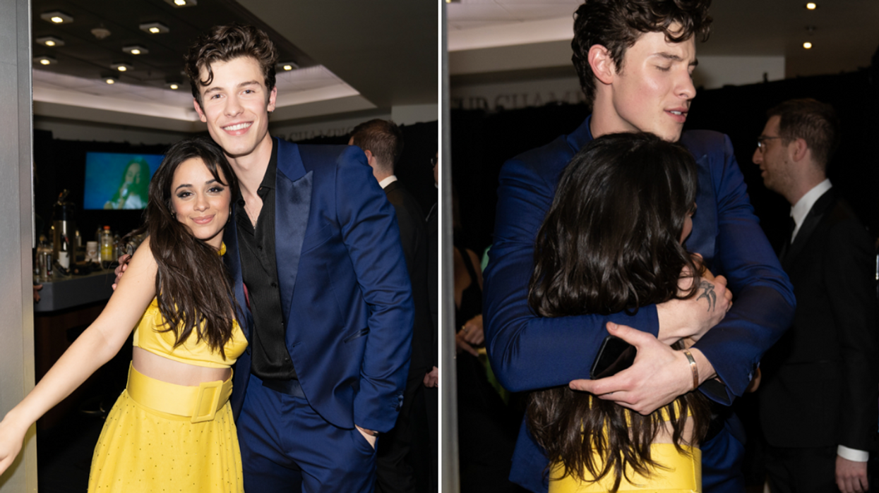 Camila Cabello and Shawn Mendes Proved They're  Still Together