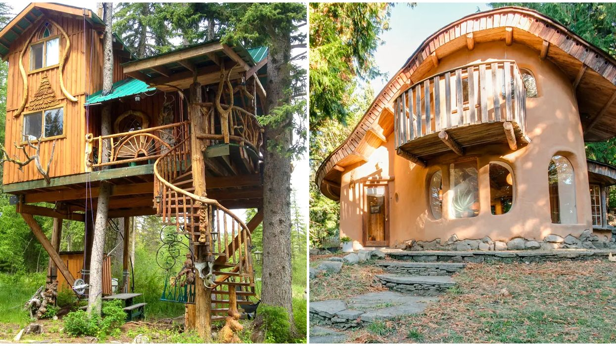 24 Unique Airbnbs In Canada That Are Surreal & Need To Be On Your Bucket List