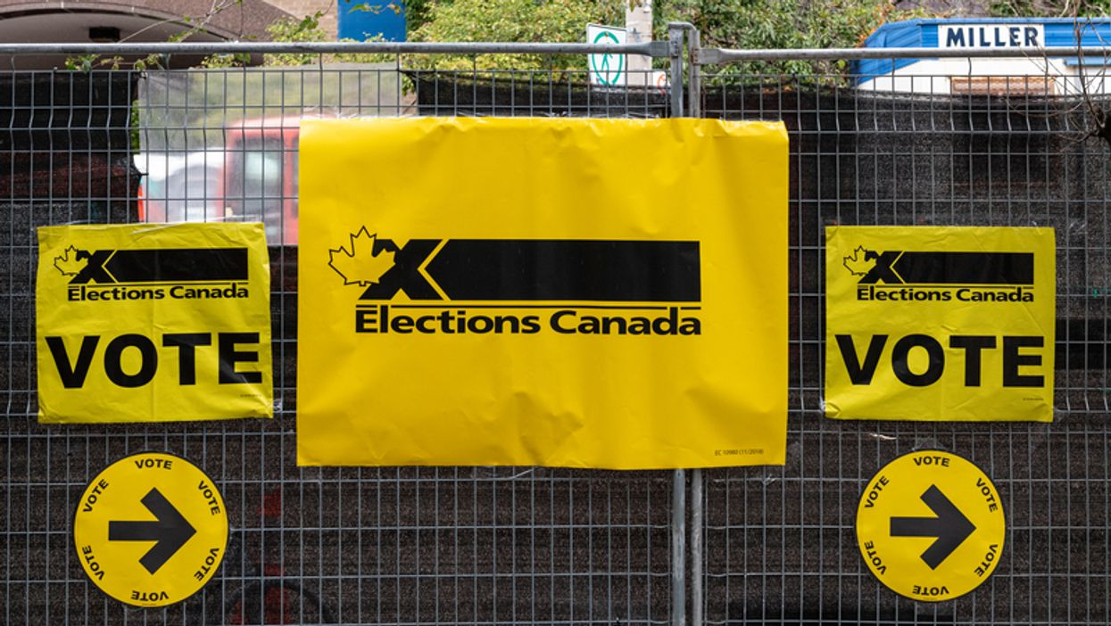 Canadian Election Stickers Were Cancelled In Canada This Year & They May Not Come Back