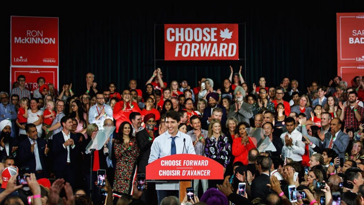 Canada's New Liberal Minority Government Is Going To Change Things For Justin Trudeau