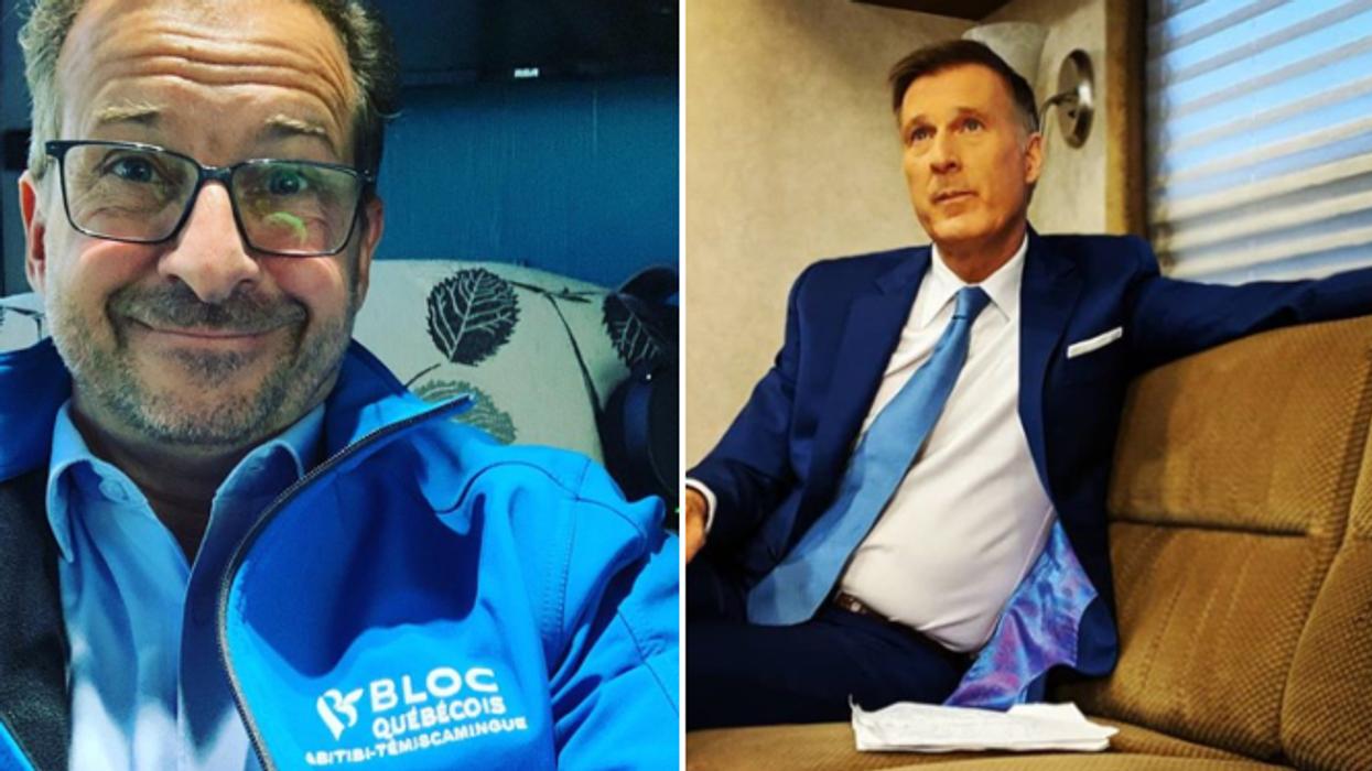 Le Bloc Québécois ressuscite au Québec et Maxime Bernier n'est pas élu en Beauce