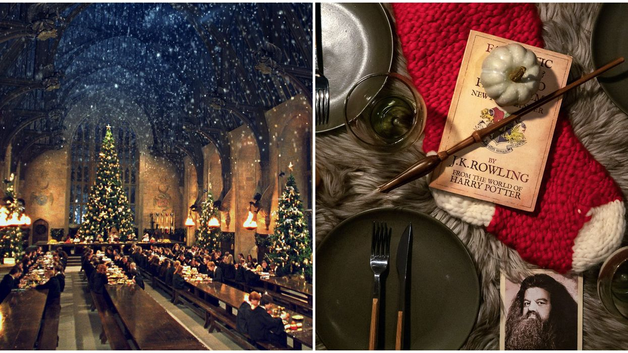 Wizards And Witches Christmas Feast In Toronto By A Halfling Feast Co. Will Be Magical
