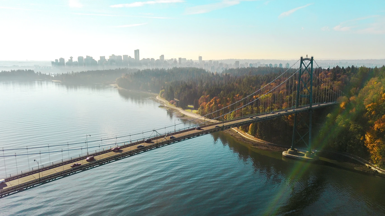 Vancouver Is The Only Canadian City To Make Lonely Planet's New Top 10 Travel List