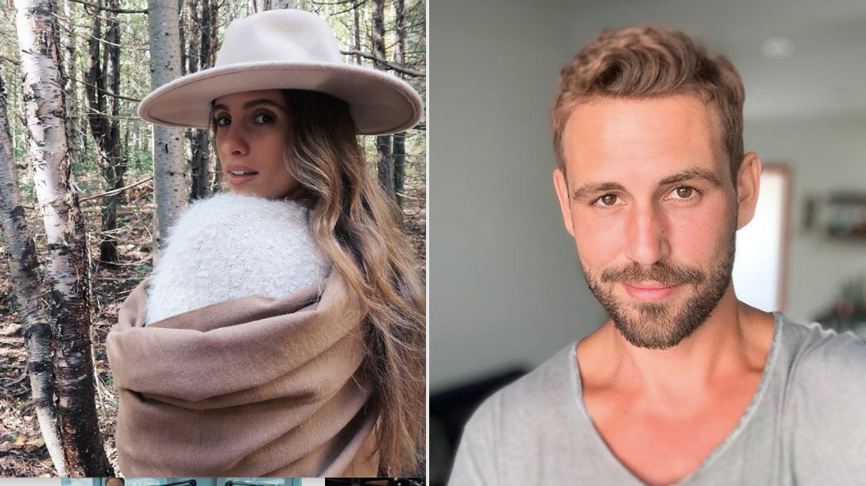 Montreal born The Bachelorstar, Vanessa Grimaldi, just opened up in a recent podcast interview that she really didn't want Nick Viall to propose to her until they got to know each other better. I mean, who blames her? The two barely knew each other during the filming of the show but most rose ceremonies also follow with an engagement. In the interview, Vanessa Grimaldi shared that she didn't want to get engaged to Nick Viall on the season finale of the show.