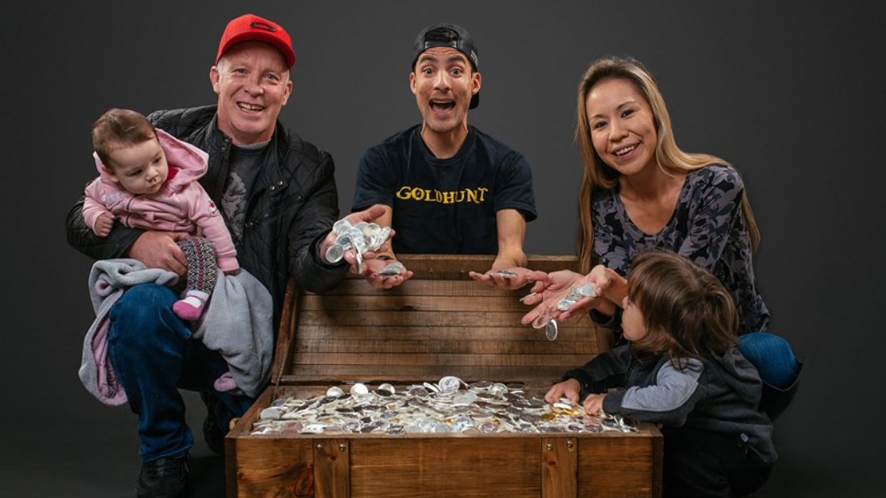 Someone In Vancouver Finally Found That $100,000 Buried Treasure Chest