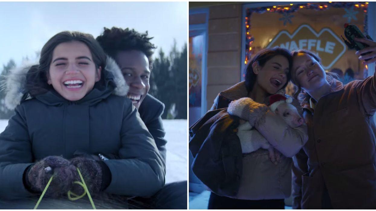 """Let It Snow"" On Netflix Canada"