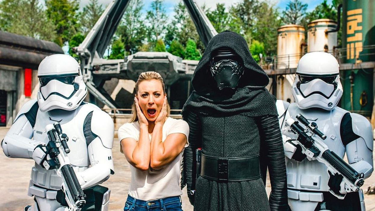 The New Rise Of The Resistance Star Wars Ride Is Opening At Disneyland California In 2020