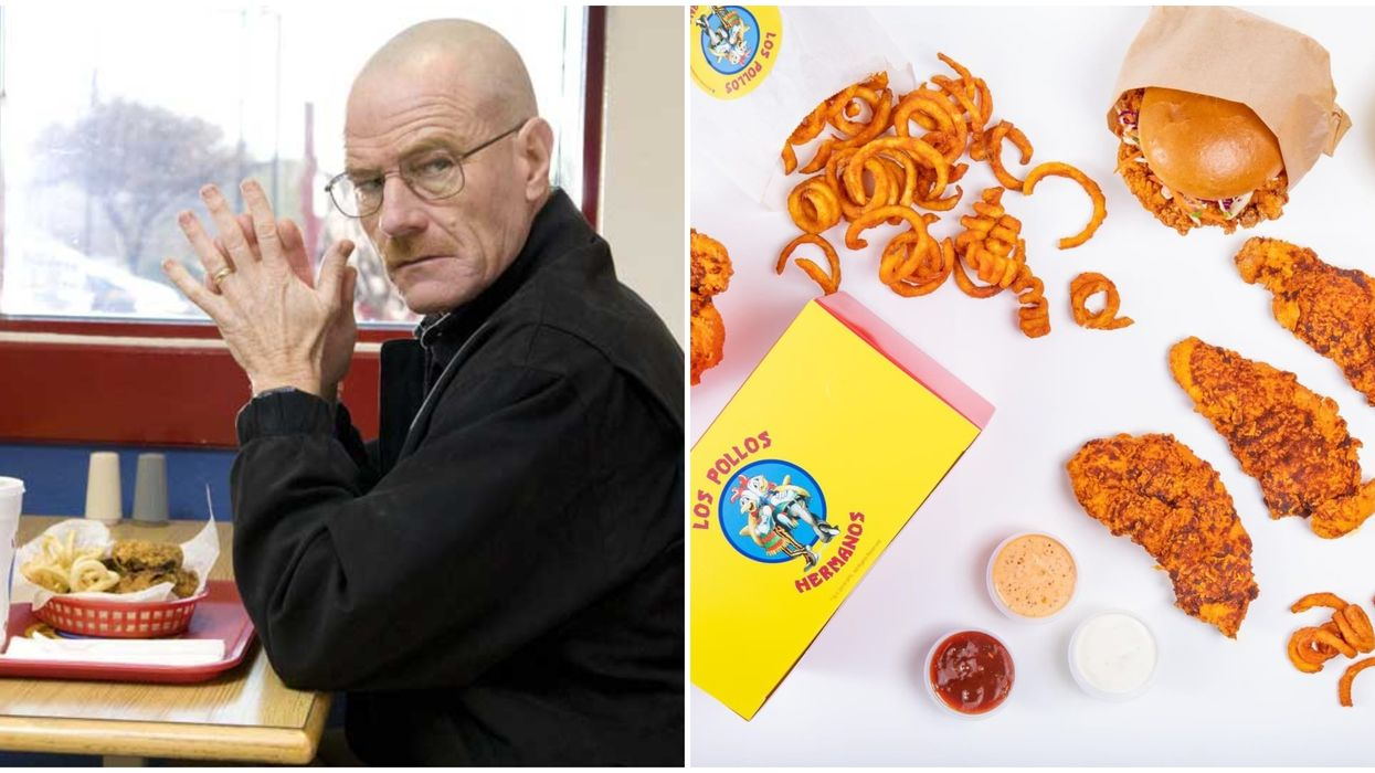 A Virtual Pop-Up For Breaking Bad's Los Pollos Hermanos Is Coming To San Diego Soon