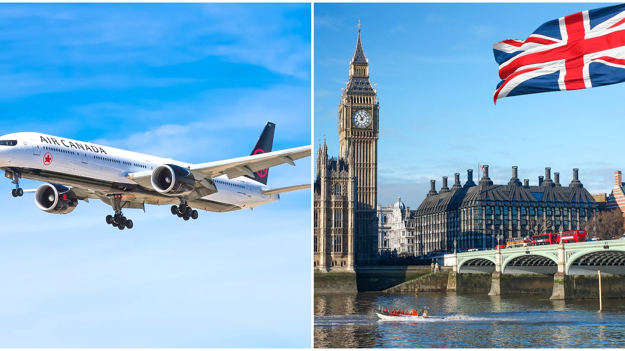 Air Canada's Europe Sale Ends On October 25, 2019 For Winter Flights