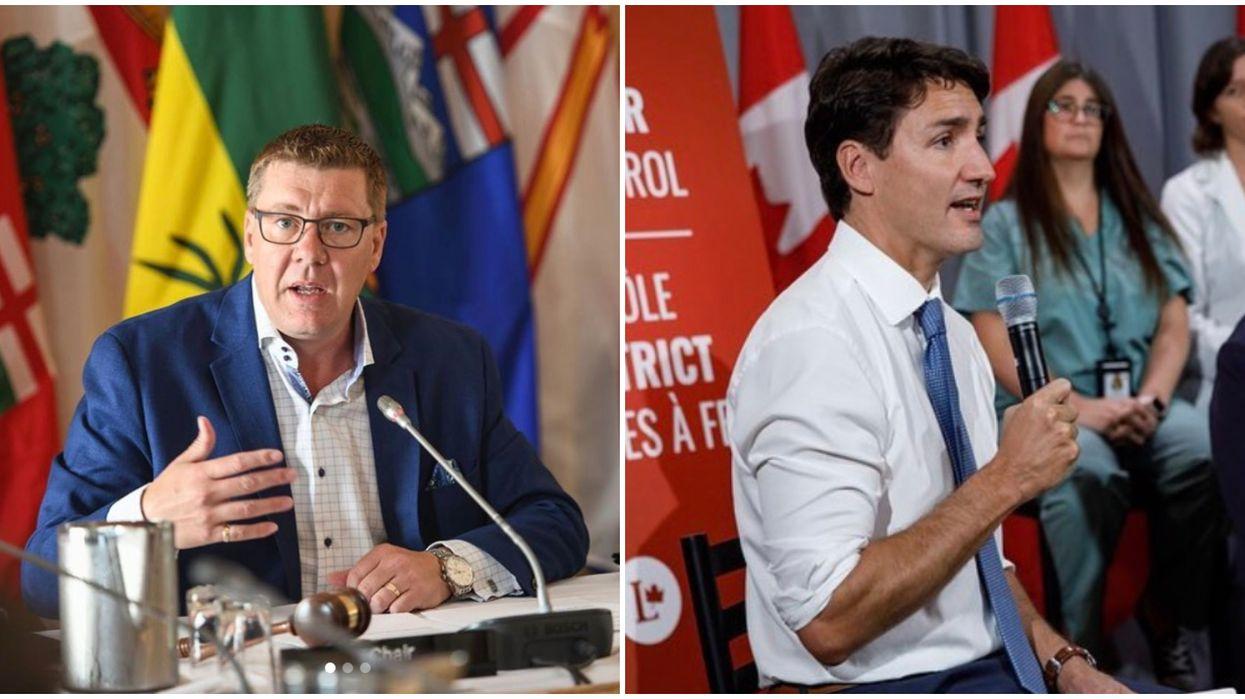 Scott Moe Sent Justin Trudeau & The Liberals A List Of Demands After Election