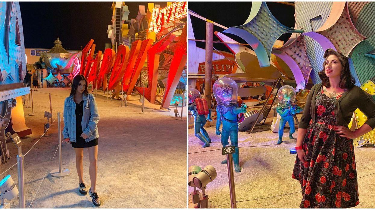 Tim Burton's Las Vegas Exhibit Is Spooky Good & We've Got Photos To Prove It