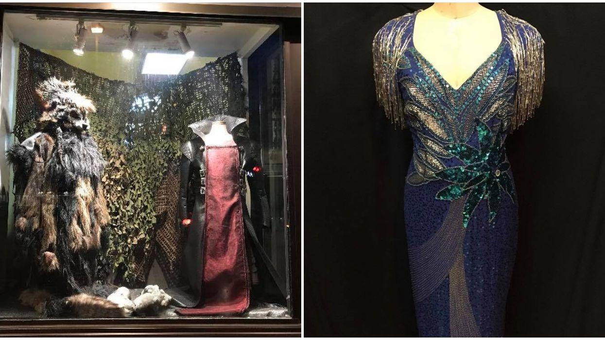 Une vente de magnifiques costumes usagés de 5 $ à 50 $ a lieu à Montréal ce weekend