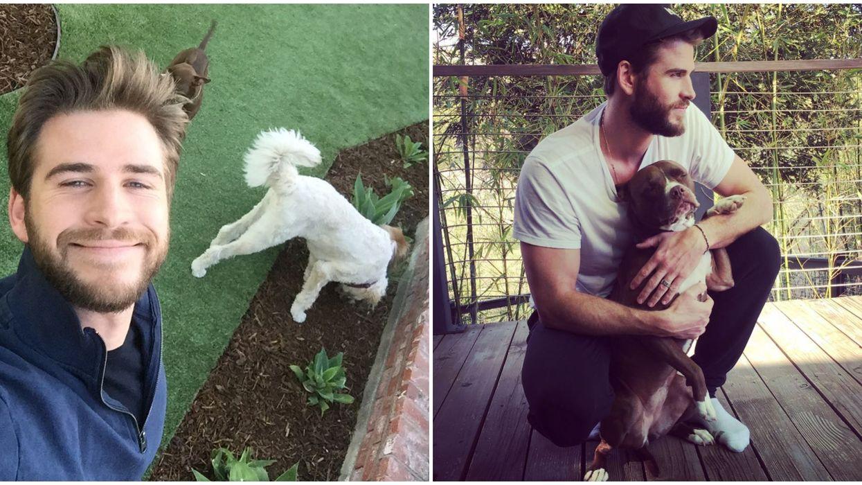 Liam Hemsworth's Toronto Filming Has Moved To Hamilton