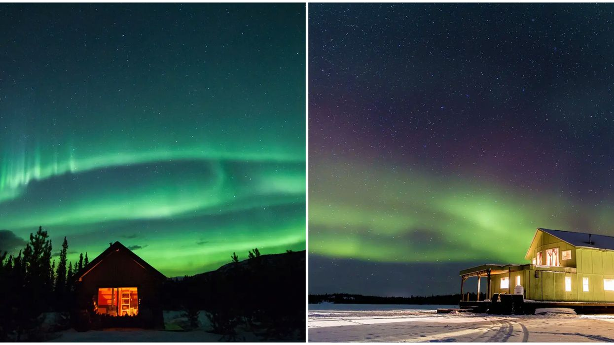 Northern Lights In Canada: 8 Airbnbs Where You Can Bask In The Aurora Borealis