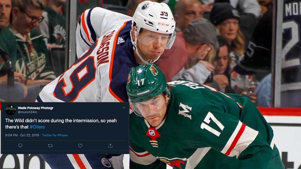 Oilers Shutout Memes & Tweets That Will Make Edmonton Fans Laugh And Then Cry