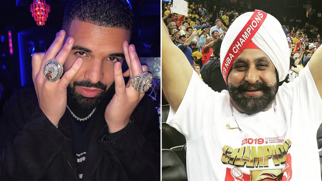 Toronto Raptor's Home Opener Was Supported By So Many Celebs