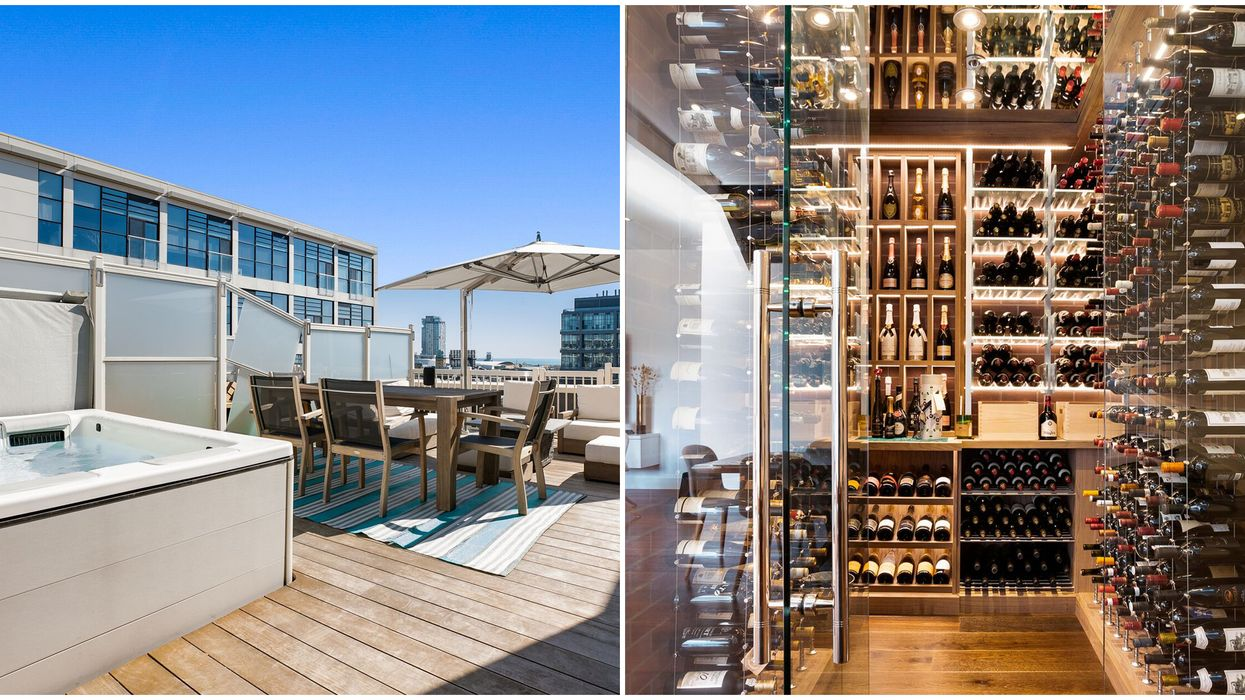 Condo For Sale In Toronto Is The Ultimate Place To Call Home If You Love Wine