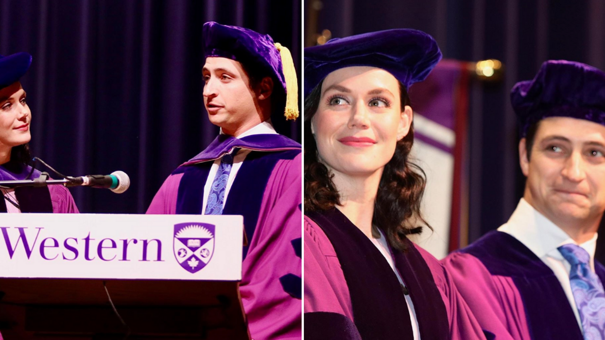 Tessa Virtue And Scott Moir Western University Graduates