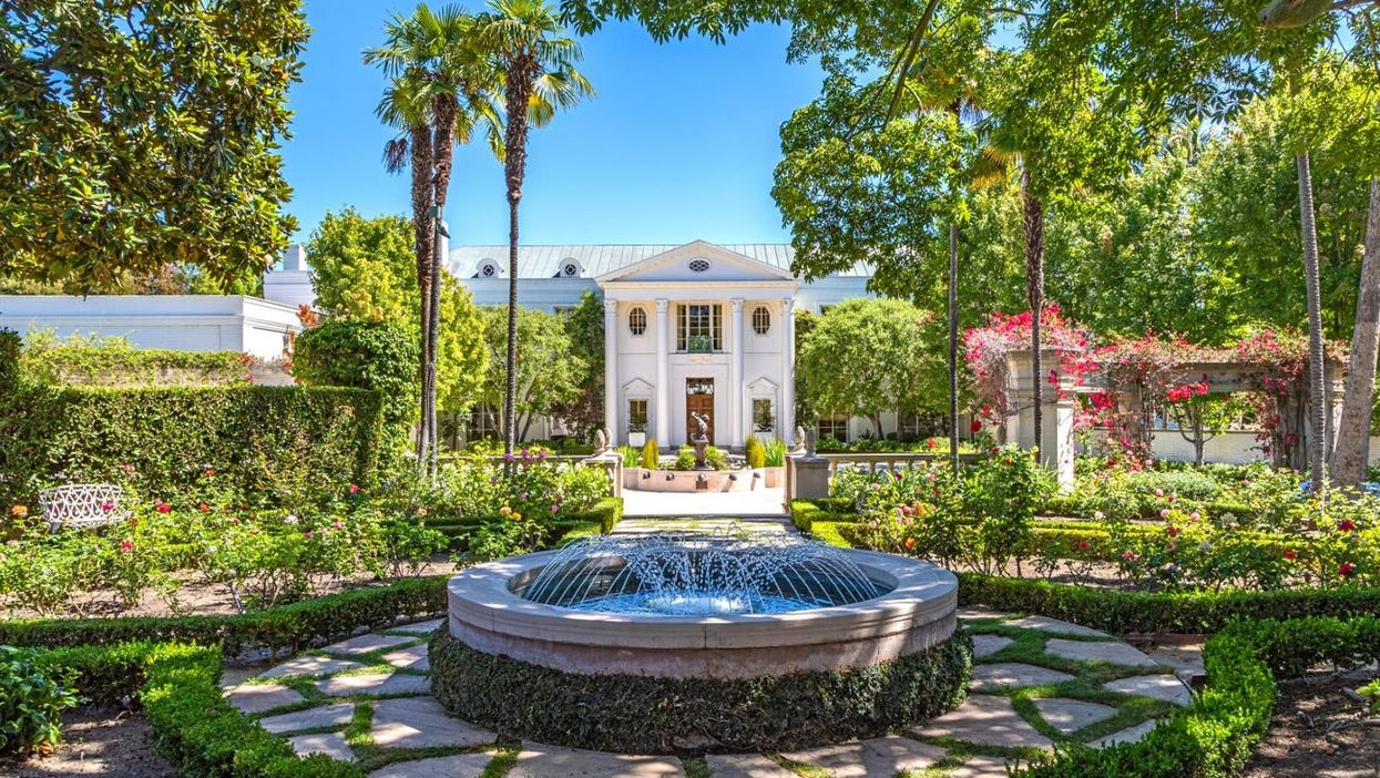 Casa Encantada In Bel Air Is America's Most Expensive Home For Sale