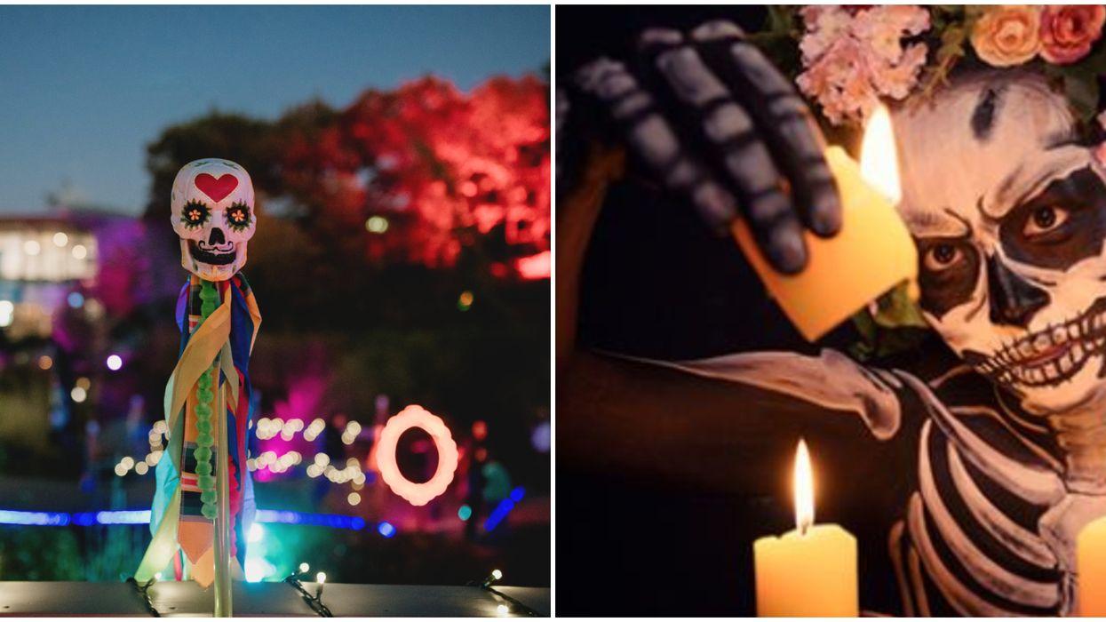 Cette soirée à Québec pour la «Fête des Morts» va te faire vivre des sensations fortes