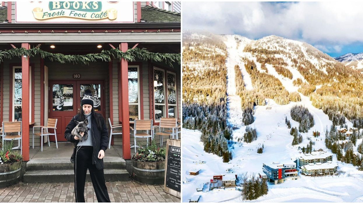 Small Towns In BC That Make Magical Winter Day Trips