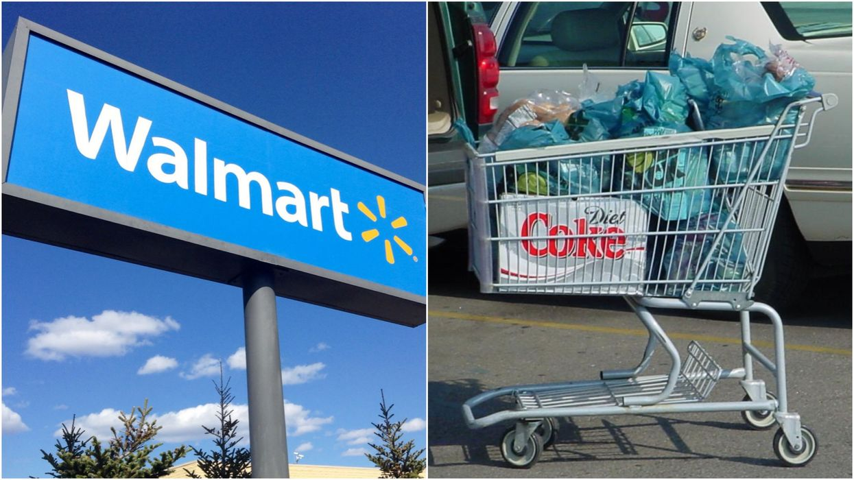 Walmart Canada Has Eliminated 1.1 Million Pounds Of Plastic In Stores