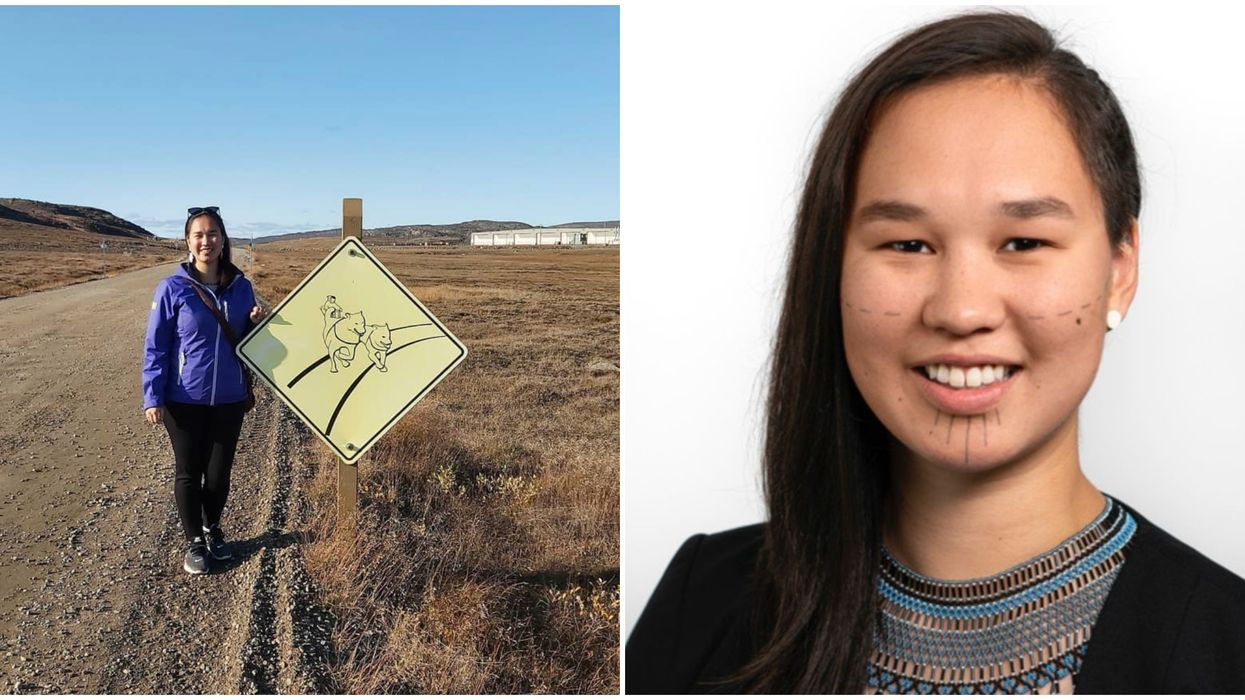 A 25-Year-Old Nunavut Activist Just Became One Of Canada's Youngest New MPs