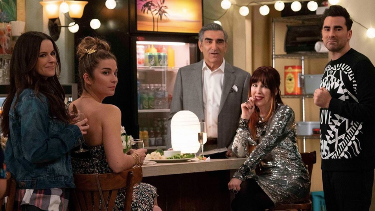 """Everyone's opinions are pretty undivided when it comes to how much we enjoy watching the Rose family's adventures onSchitt's Creek.The show has blown it out of the water in top TV show charts, claiming the title by TV Guide for """"Best Show On TV"""" by and making it high up in their """"25 Best Shows Of The Decade"""". Each character comes with a unique personality and the actors behind them have their own history that brought them to where they are today. Here's what the Schitt's Creek cast was doing before starring in the best show on TV."""