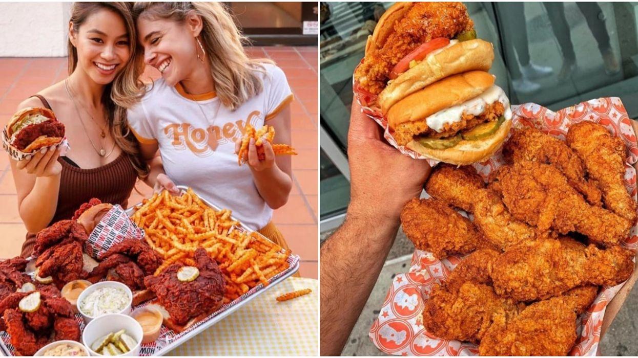 Austin Fried Chicken & Hot Wing Festival vuelve a Austin en noviembre así que adiós dieta