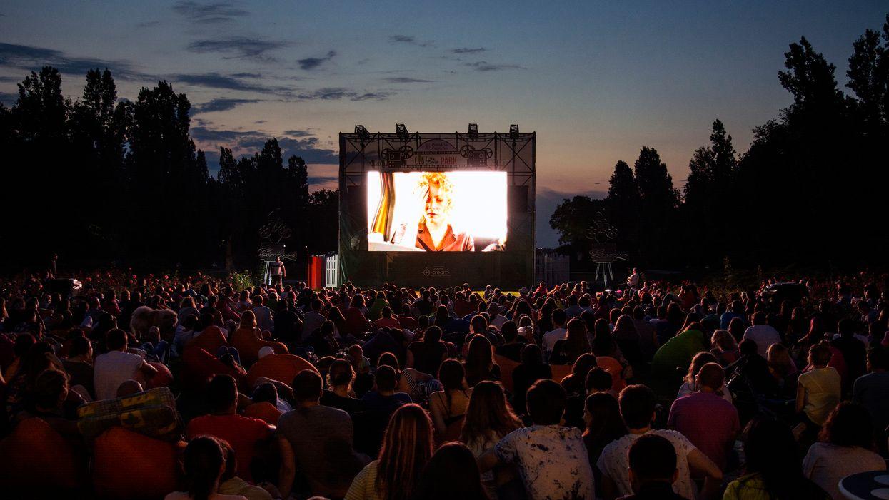 Un cinéma en plen air présente «The Nightmare Before Christmas» à Montréal la semaine prochaine